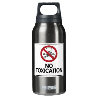 NO TOXICATION INSULATED WATER BOTTLE
