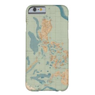 No trace ningún 4 orográfico funda para iPhone 6 barely there