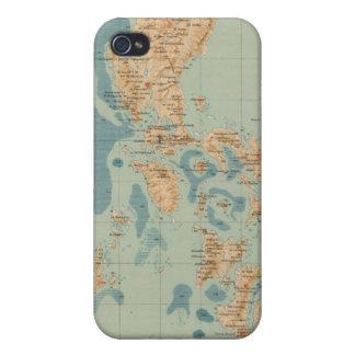No trace ningún 4 orográfico iPhone 4/4S carcasa