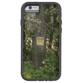 """No Trespassing"" iPhone 6 Case for Adventurers"