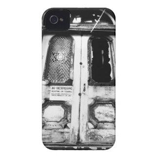 No Tresspassing iPhone 4 Case-Mate Cases