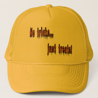 No Tricks Just Treats Hat
