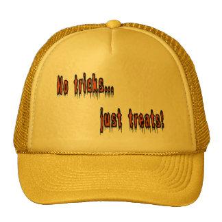 No Tricks Just Treats Hat
