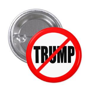 'NO TRUMP' 1.25-inch Button