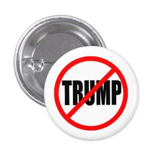 """""""NO TRUMP"""" 1.25-inch Button"""