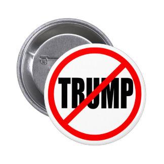 'NO TRUMP' 2.25-inch Button