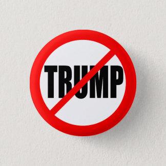 'NO TRUMP' (ANTI-TRUMP) 1.25-inch Button