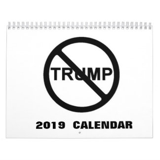 No Trump Countdown Calendar 2019