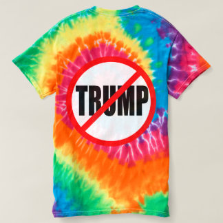 'NO TRUMP' (double-sided) T-shirt