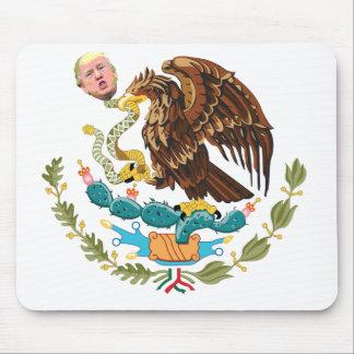 No Trump in Mexico Mouse Pad