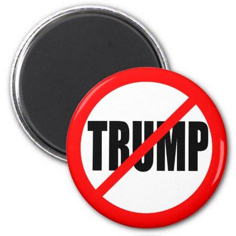 'NO TRUMP' MAGNET