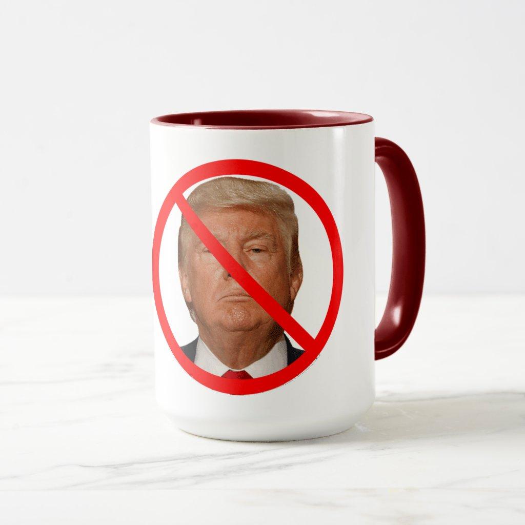 no trump mug