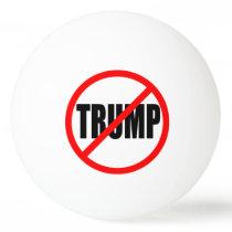 'NO TRUMP' Ping-Pong BALL