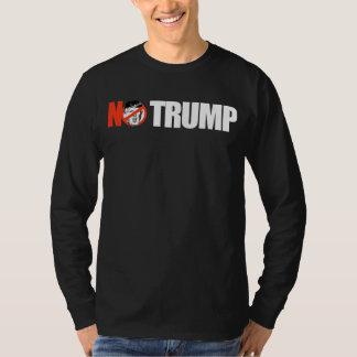 NO TRUMP - - .png T-Shirt