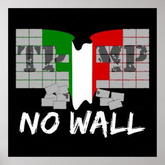 NO TRUMP WALL POSTER