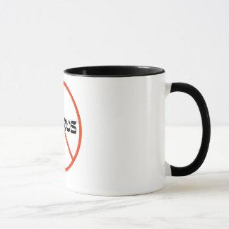 No Tsurus mug