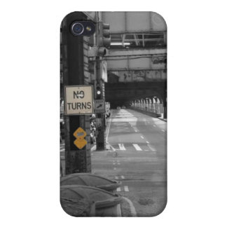 No Turns iPhone 4 Case