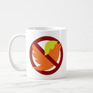 No Tweets Coffee Mug