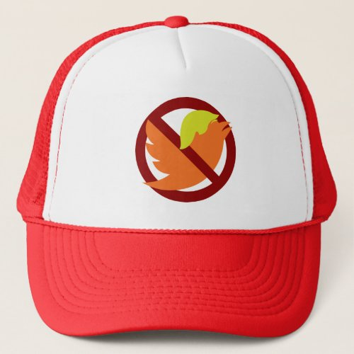 No Tweets Trucker Hat