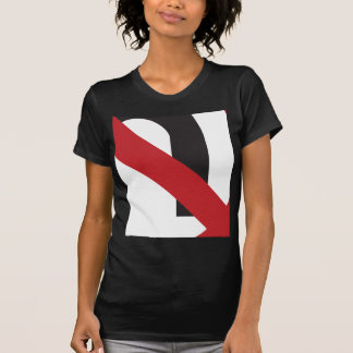 No U Turn T-Shirt