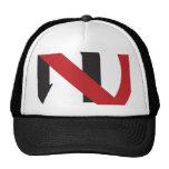 No U Turn Trucker Hats