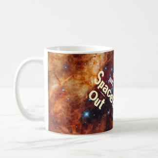 No un científico de Rocket acaba de espaciar hacia Taza De Café