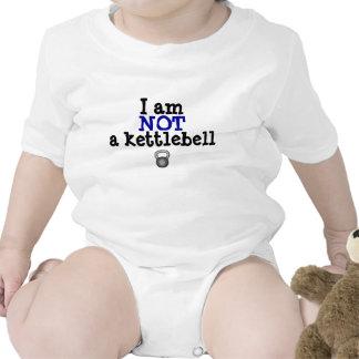 No un kettlebell trajes de bebé