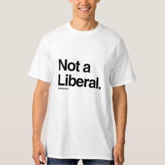 NO un LIBERAL - humor de Politiclothes - .png Playera
