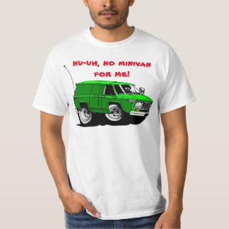 No un minivan remera