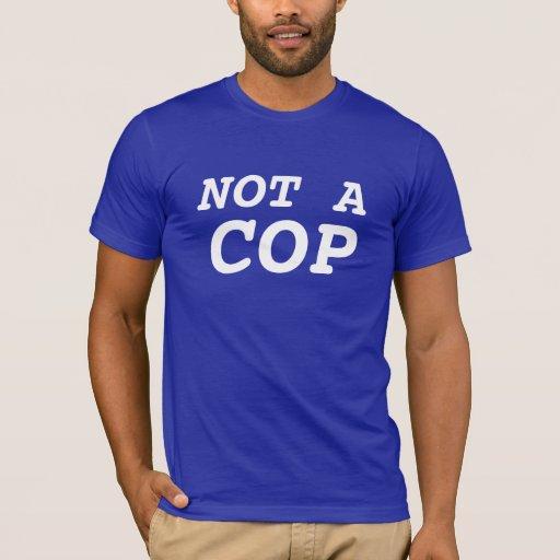 no un poli playera