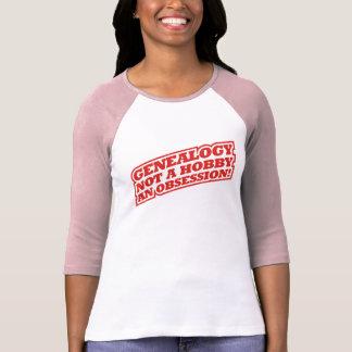 No una afición. Una obsesión Camisas