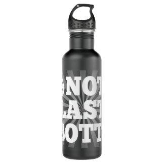 No una botella plástica, agua personalizada