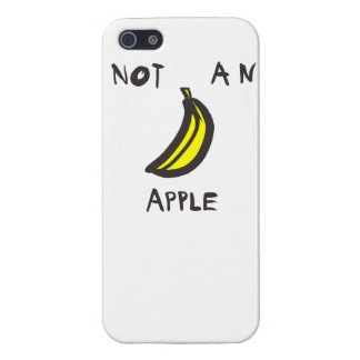 No una caja de la manzana iPhone 5 cobertura