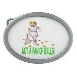 No una fan de Balls.png Hebillas De Cinturón
