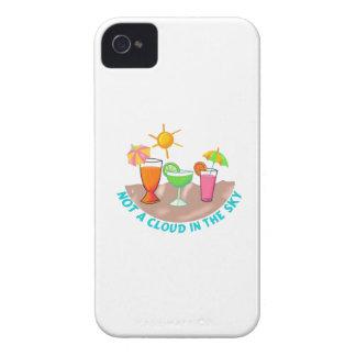 NO UNA NUBE EN EL CIELO iPhone 4 Case-Mate CÁRCASA