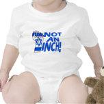 No una pulgada trajes de bebé