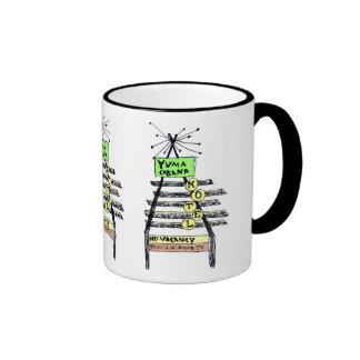 No Vacancy Coffee Mugs