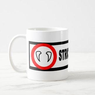 No Vampires Drinks Mug