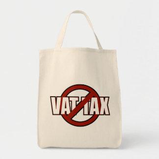 No VAT Tax Canvas Bags