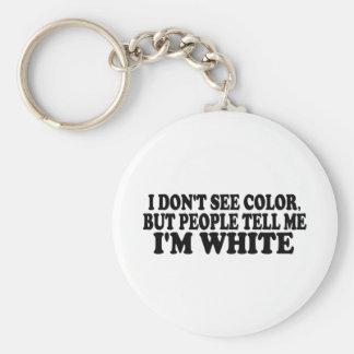 No veo color llaveros