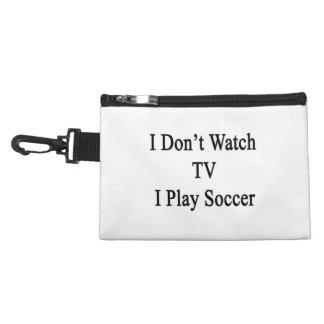 No veo TV I jugar a fútbol