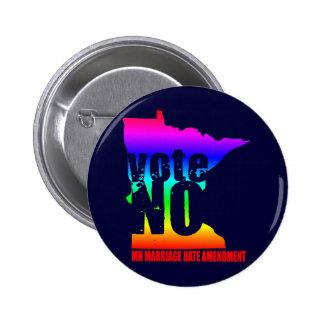no vote NINGÚN ODIO AMENDEMENT de la BODA del mang Pin