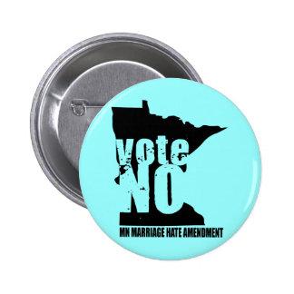 no vote NINGUNA ENMIENDA del ODIO de la BODA del m Pin