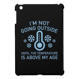 No voy afuera