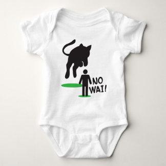 No Wai! CAT ATTACK! Infant Creeper