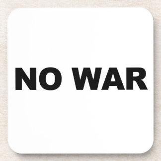 No War Drink Coaster