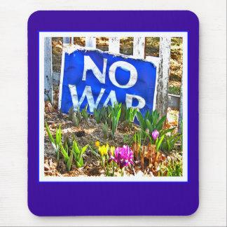 No War Mouse Pad