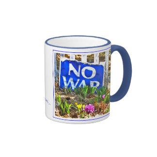 No War mug