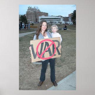 No War Poster