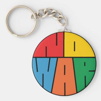 No War Shroom Keychains